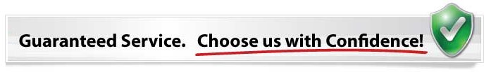 Guaranteed Garage Door Services